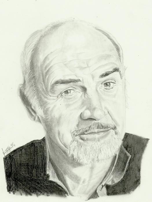 Sean Connery par JumpingJack